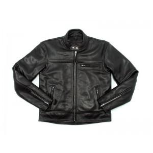 Davida Leather Jacket Mens