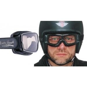 Leon Jeantet: T1 Aviator Retro Pilot Goggles