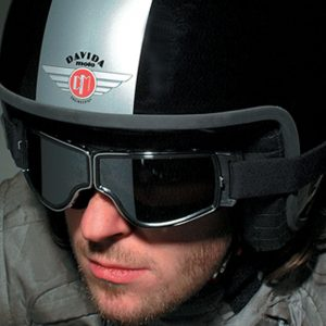 Leon Jeantet: T2 Aviator Retro Pilot Goggles