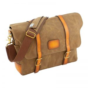 Jack Stillman: Commodore Messenger Bag