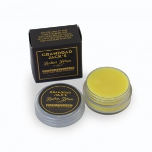 Jack Stillman Grandad Jacks Sack Wax and Leather Care Combo