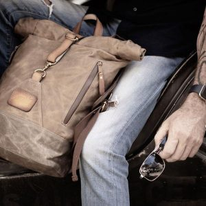 Jack Stillman: MAD-13 Rolltop Backpack
