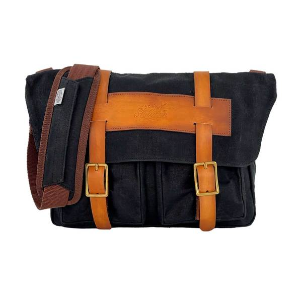 Jack Stillman: Solo Messenger Bag