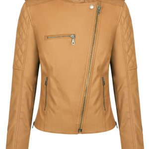Black Arrow Ladies Liberty Wheels 20 Leather Jacket