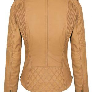 Black Arrow Ladies Liberty Wheels 20 Leather Jacket