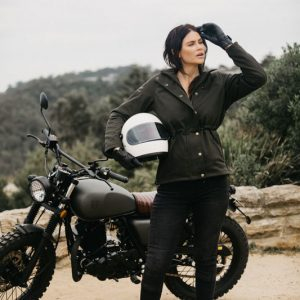 Blackbird Ladies Savanna Textile Jacket