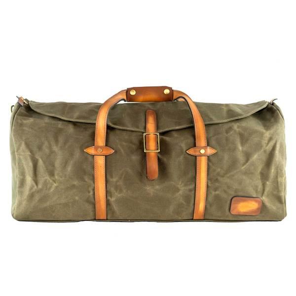 Jack Stillman: Rogue Luxury Duffle Bag With Cameron Strap