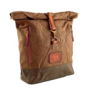 The Mutt Rolltop Soft Bag/Pannier Combo