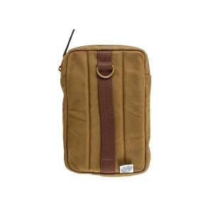 Waxed Canvas Mini Tablet Case by Jack Stillman