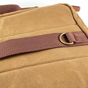 Waxed Canvas Tablet Case by Jack Stillman