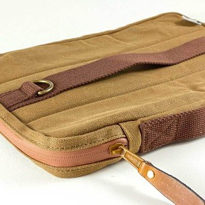 Waxed Canvas Notebook Case by Jack Stillman