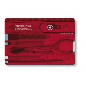 Victorinox – Swiss Card Lite – Red