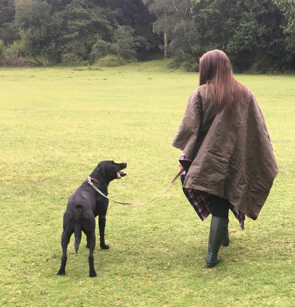 The Drifter: 5 in 1 Poncho