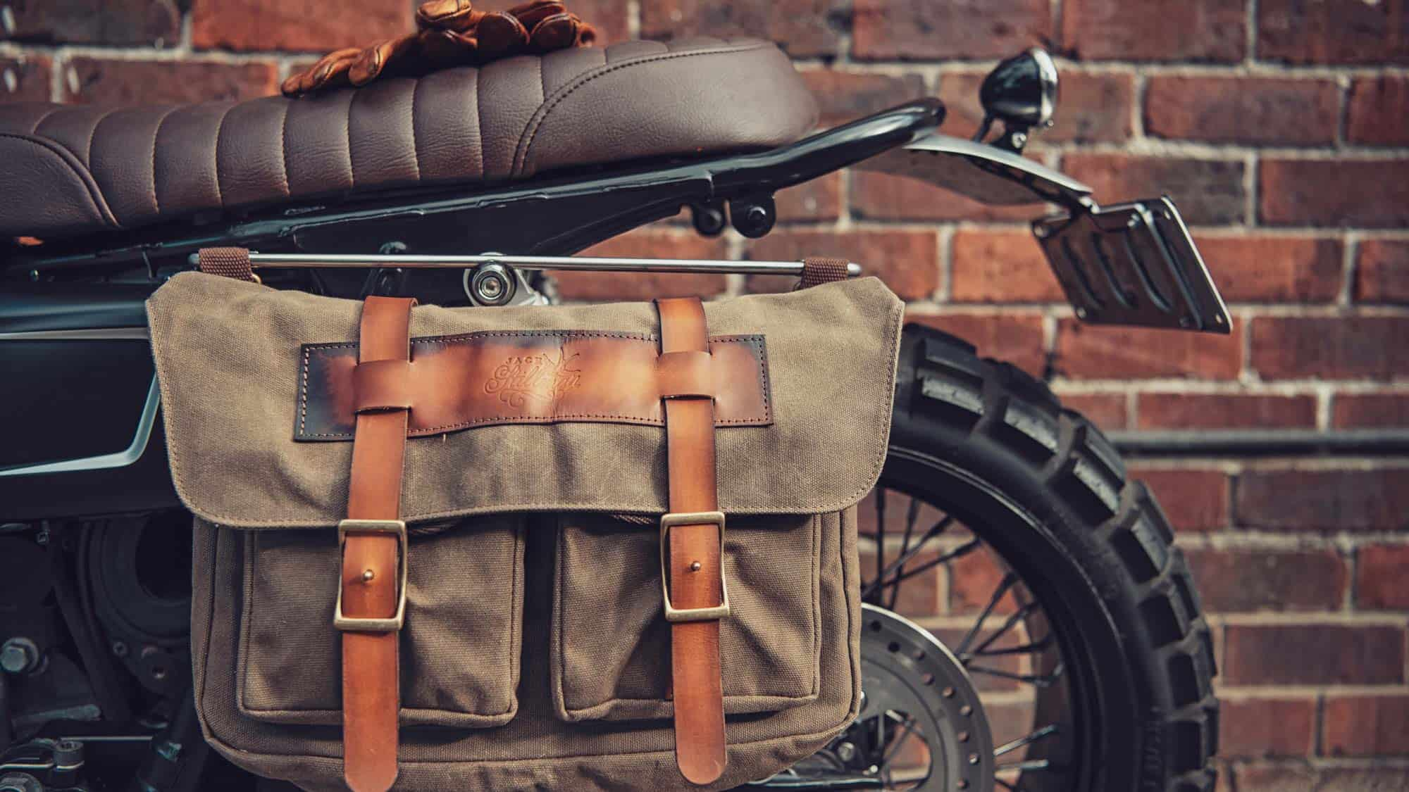 Jack Stillman: Solo Messenger Bag